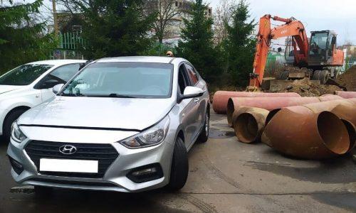 Приемка автомобиля из ремонта на Мультимоторс