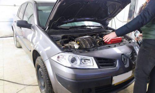 Диагностика ремонта автомобиля на СТОА «Автоцентр «Девяткино»
